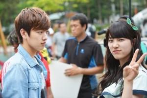 [News] Shin Won Ho 'BIG' Tertangkap Kamera Saat Sedang Memperhatikan Suzy MissA!